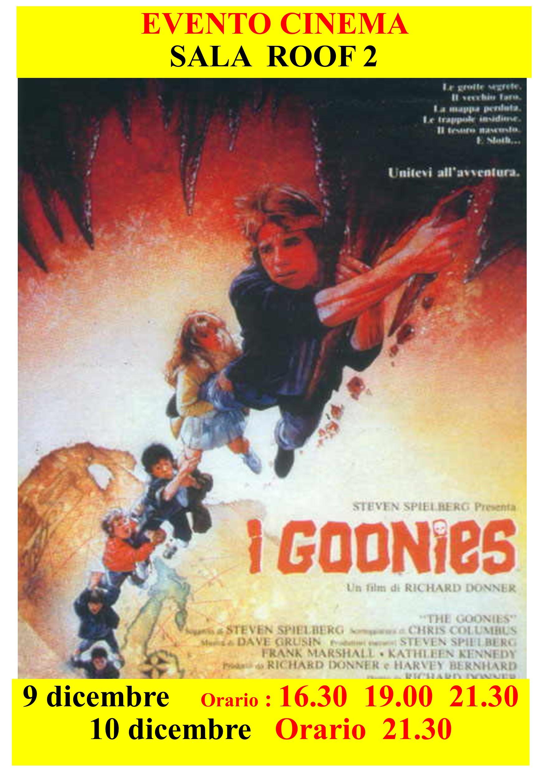 Guarda questa foto sull'evento I Goonies (1985) a Sanremo